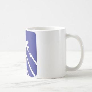 空軍 コーヒーマグカップ