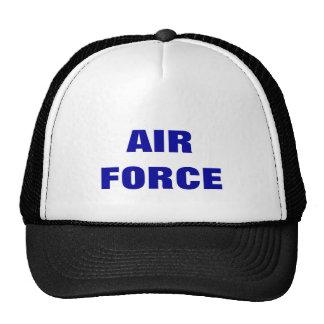 空軍 トラッカーキャップ