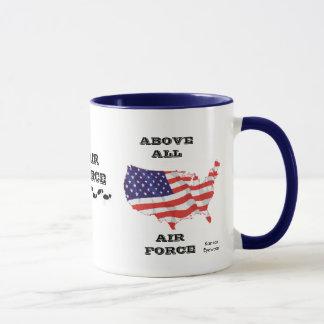 空軍 マグカップ