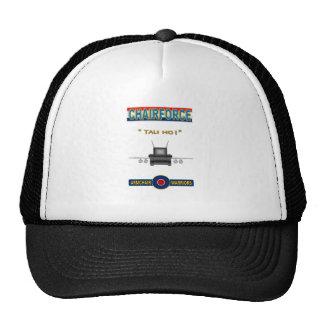 空軍- CHAIRFORCEイギリスの距骨 メッシュ帽子