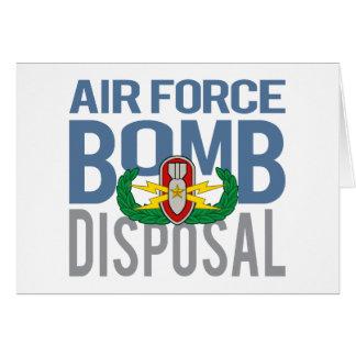 空軍EOD先輩 カード