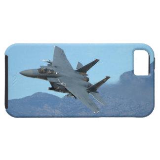 空軍F-15ワシ iPhone SE/5/5s ケース
