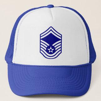 空軍SMSgtの臭い帽子 キャップ