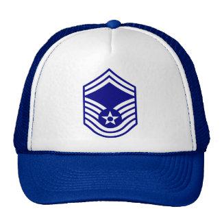 空軍SMSgtの臭い帽子 帽子