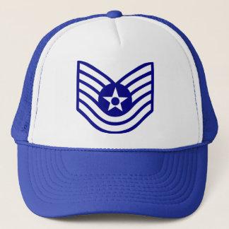 空軍TSgtの臭い帽子 キャップ