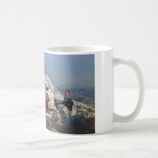 空輸のマグ コーヒーマグカップ