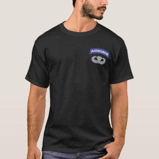 空輸の翼の開拓者のTシャツ Tシャツ
