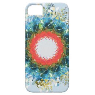 空間的な曼荼羅 iPhone SE/5/5s ケース