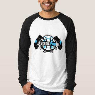 空電の破裂音の一突きあなたのスタイル! Tシャツ