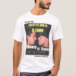 空電対G.Weezy Tシャツ