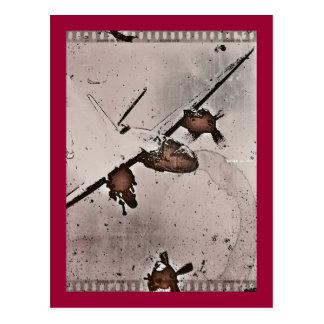 空WWIIの戦い ポストカード