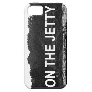 突堤のiPhone 5の皮 iPhone SE/5/5s ケース
