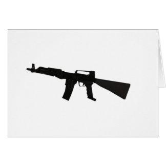 突撃銃 カード