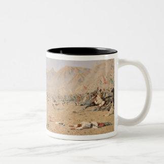 突撃1871年 ツートーンマグカップ