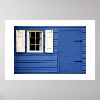 窓およびドア ポスター