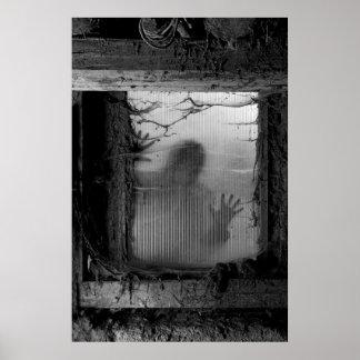 窓のゾンビ ポスター