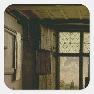 窓の詳細 スクエアシール