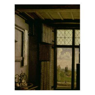 窓の詳細 ポストカード
