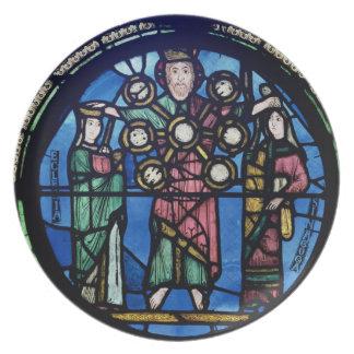 窓契約の箱、神の詳細との プレート