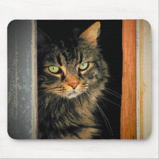 窓猫 マウスパッド