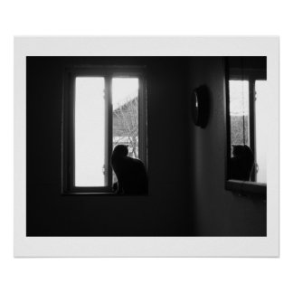 窓辺の猫 ポスター