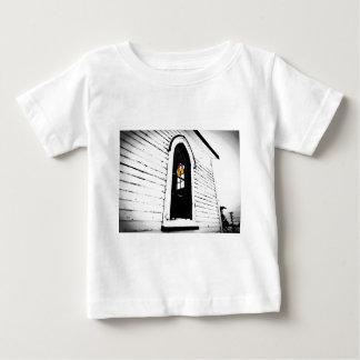 窓10.jpgを通して ベビーTシャツ
