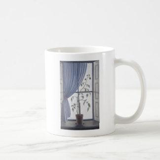 窓2003年で植えて下さい コーヒーマグカップ