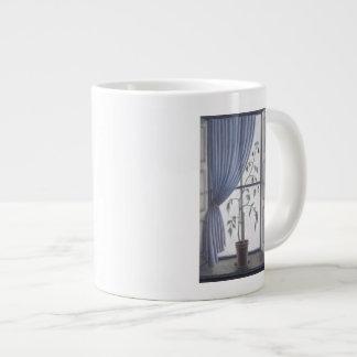 窓2003年で植えて下さい ジャンボコーヒーマグカップ