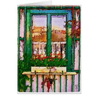窓-カード カード