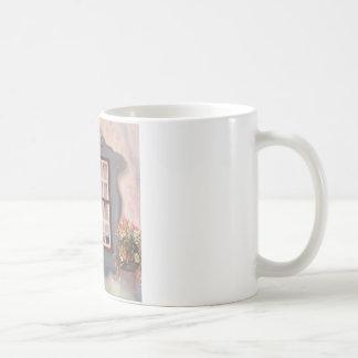 窓 コーヒーマグカップ