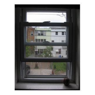 窓 ポストカード