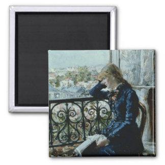 窓、1881年 マグネット