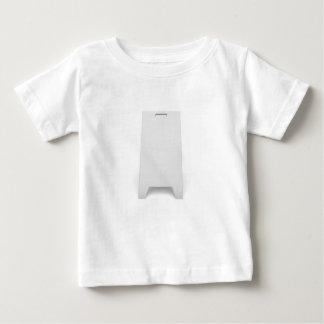 立場の広告 ベビーTシャツ