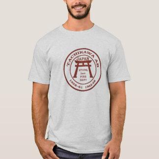 立川町ABの火Dept Tシャツ