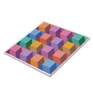 立方体のセラミックタイル タイル