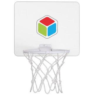 立方体の小型バスケットボールのゴール ミニバスケットボールゴール
