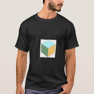 立方体の石! Tシャツ
