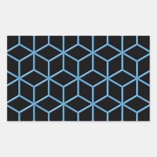 立方体 長方形シール