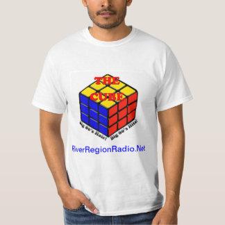 立方体T Tシャツ