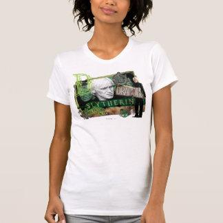竜座のMalfoyのコラージュ1 Tシャツ
