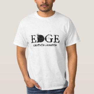 端のアマチュアParkourのチームTシャツ Tシャツ
