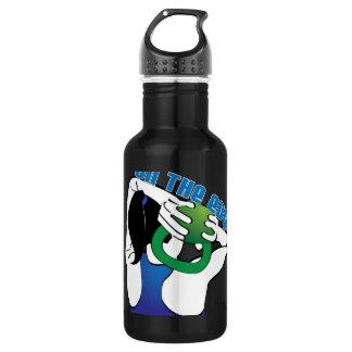 端のフィットネスのボトル320z ウォーターボトル