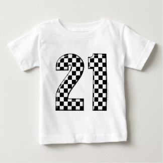 競争の心配第21 ベビーTシャツ