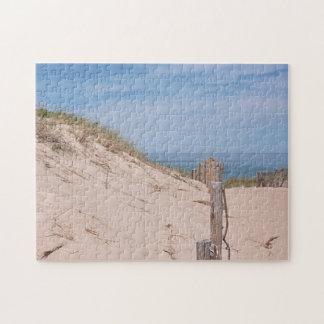 競争の砂丘は、ケープコッド指します ジグソーパズル