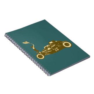 競争の開始 ノートブック