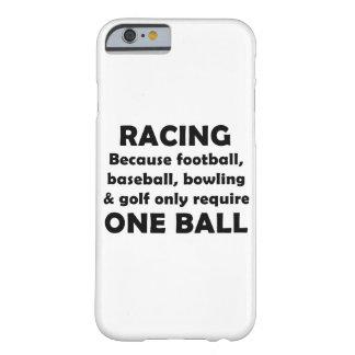 競争は球のiPhone 6/6sを要求します Barely There iPhone 6 ケース