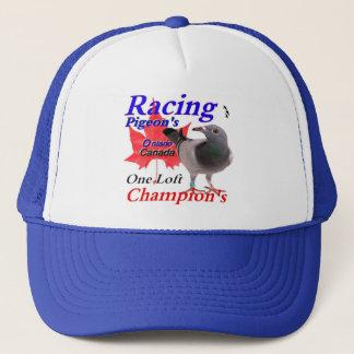 競争ハト1の中二階Champrons キャップ