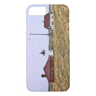 競争ポイント灯台、ケープコッド、マサチューセッツ iPhone 8/7ケース