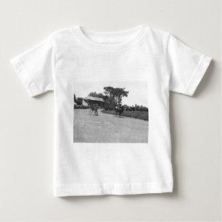 競争 ベビーTシャツ