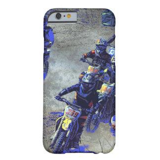 競争-モトクロスのレーサー--を許可します BARELY THERE iPhone 6 ケース